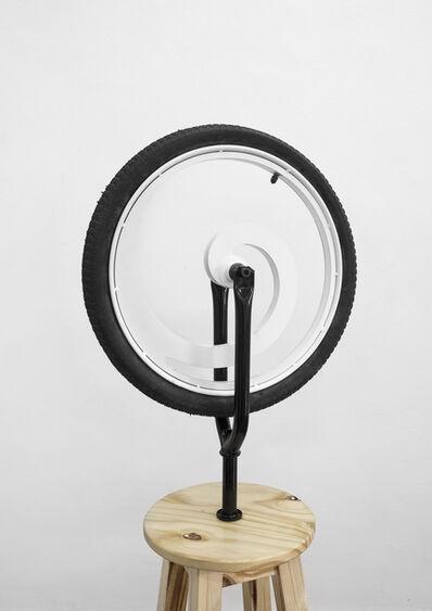 Eduardo Costa, 'Duchamp / Costa Wheel ', 1977-2008