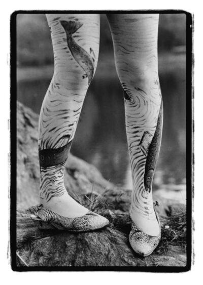 Amy Arbus, 'Fish Tights', 1980-1990