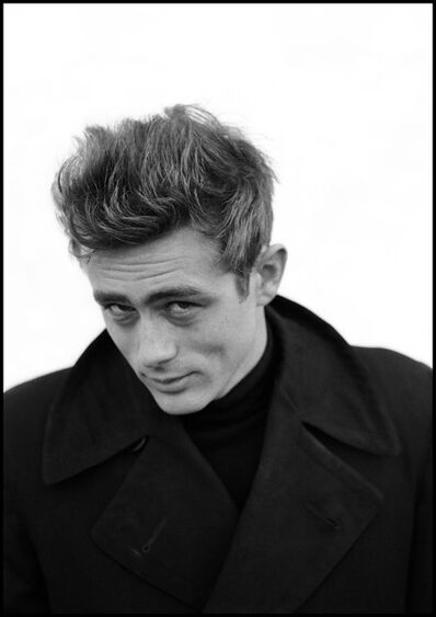 Dennis Stock, 'New York City. James Dean', 1955