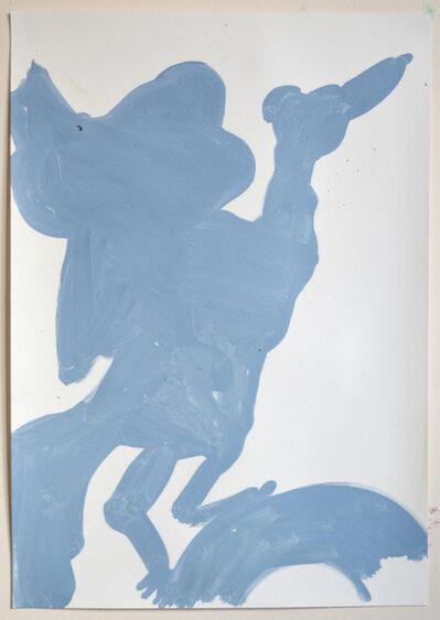 Ed Burkes, 'Blue Bird ', 2018