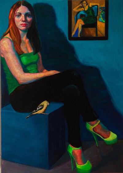 Eddi Fleming, 'Loving Diebenkorn', 2016