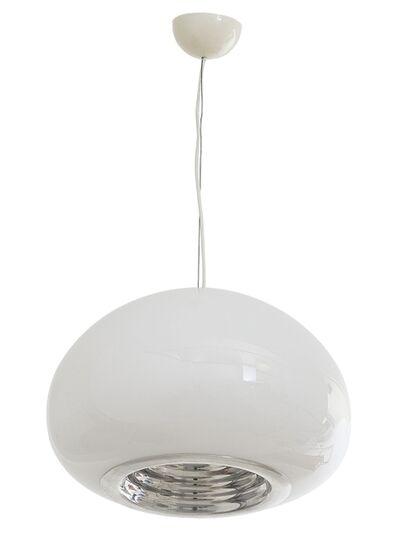 Achille and Pier Giacomo Castiglioni, 'A SUSPENSION LAMP 'Black and white' for FLOS', 1965