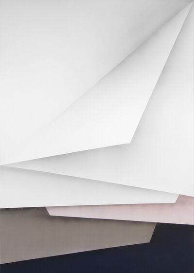 Ira Svobodová, 'Papercut 3', 2014