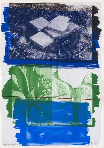Robert Rauschenberg, 'Viaduct', 1992