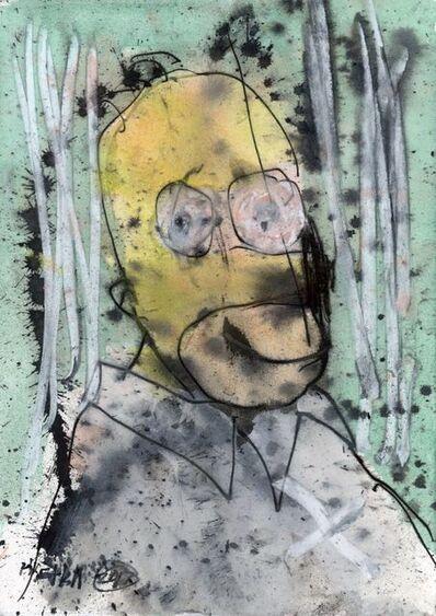 Michael Hafftka, 'Homer', 2017