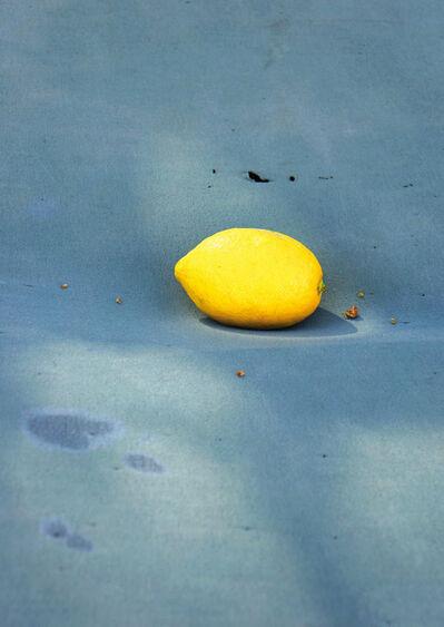 Jessica Backhaus, 'A Lemon', 2018