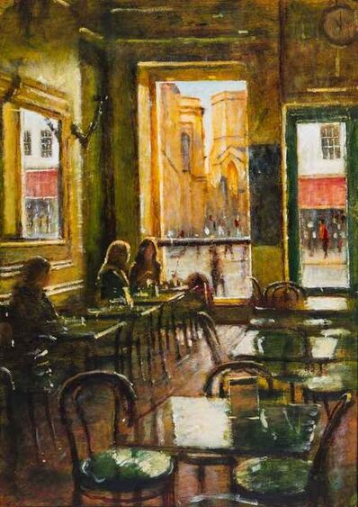 Clive McCartney, 'The Grand Cafe, Oxford', 2020