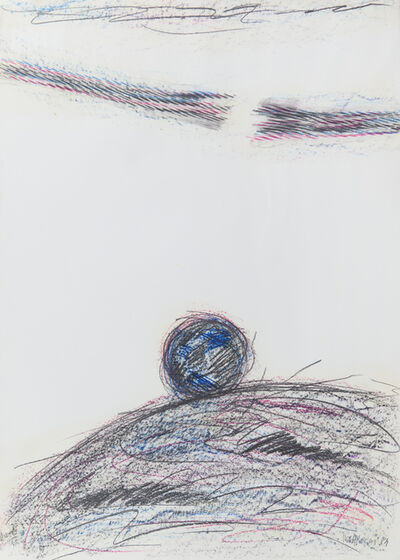 Eliseo Mattiacci, 'Senza Titolo', 1984