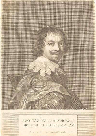 Claude Mellan, 'Self-Portrait', 1635