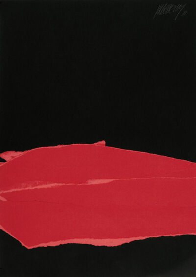 Markus Prachensky, 'Montanara', 1971