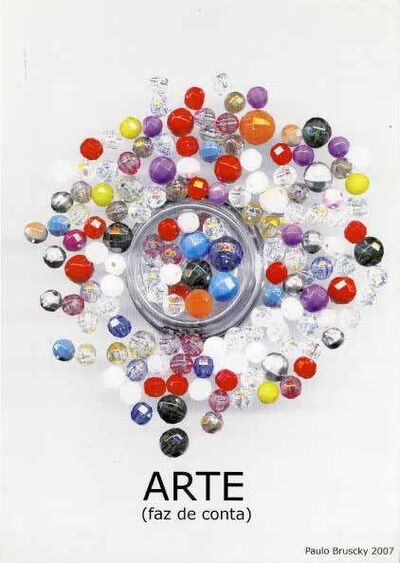 Paulo Bruscky, 'Arte (faz de conta)', 2007
