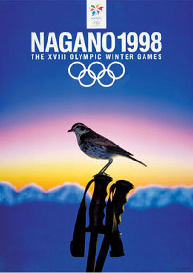 Anonymous, 'OLYMPIC WINTER GAMES AT NAGANO 1998', 1998