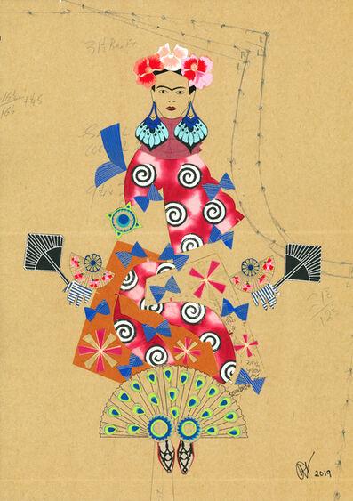 Hormazd Narielwalla, 'Bauhaus Frida #1', 2019
