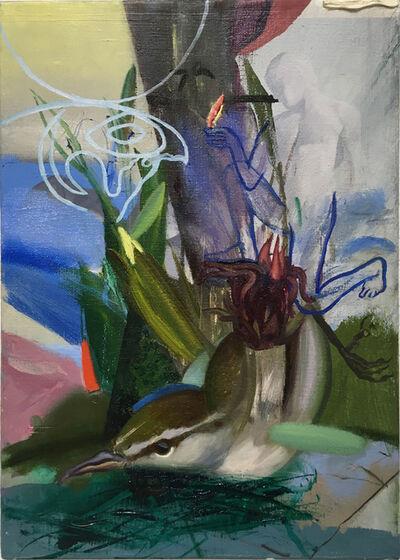 Patrícia Kaliczka, 'Sacrifice in front of th Sky --- Áldozat az égbolt előtt', 2020