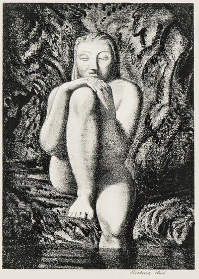Rockwell Kent, 'Susanna', 1929