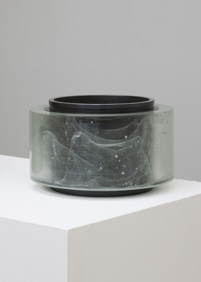 Anna Dickinson, 'Clear Glass with Engineered Steel', 2020