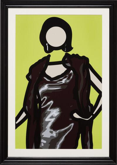Julian Opie, 'Maria (1)', 2011