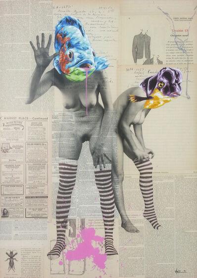 Vinz Feel Free, 'Remorse', 2014