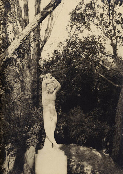 Man Ray, 'Statue at the Château de Clavary', 1920s/1920s