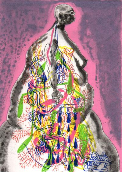 Trenton Doyle Hancock, 'The Days of Excess ', 2010