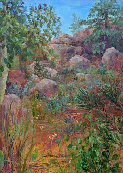 CHARIS J. CARMICHAEL BRAUN, 'Grasses Falling', 2020
