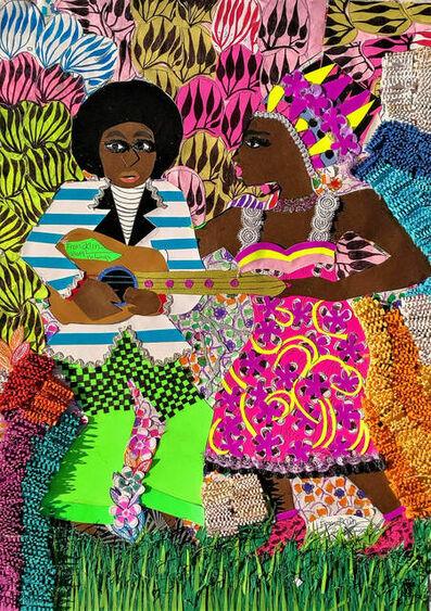 Franklin Mbungu Wabonga, 'Ma joie ', 2019