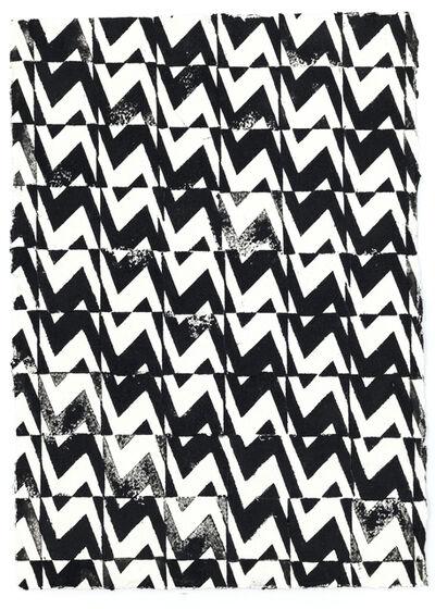 Dominic Beattie, 'Cascade Unique Print Series. No.3', 2018