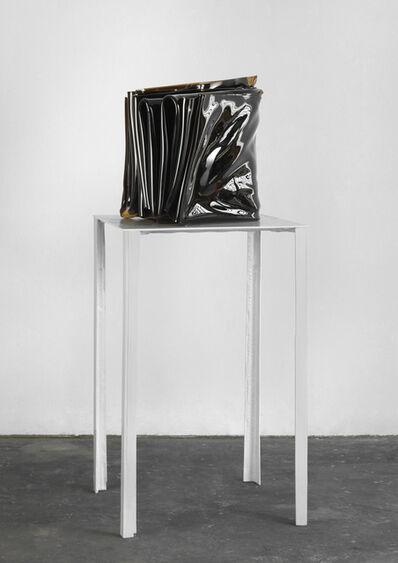 Olaf Holzapfel, 'Vertikalen Braun 802', 2011
