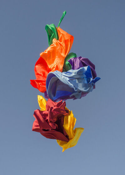Ezequiel Montero Swinnen, 'Nube de Color 05'