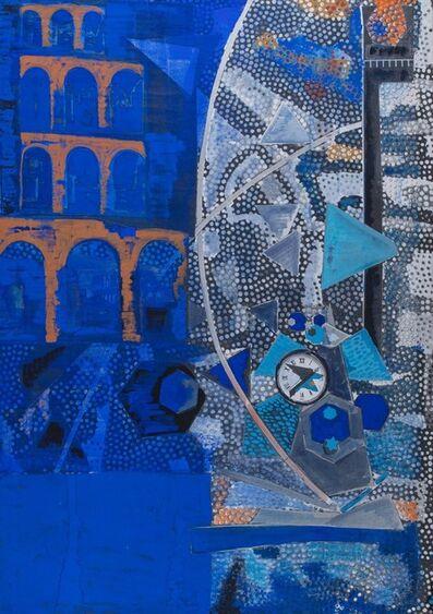Laura Grisi, 'Blue'