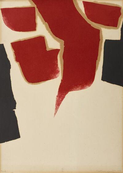 Chen Ting- Shih, 'Torch', 1976