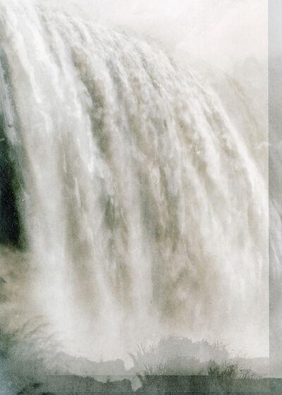 Claudia Angelmaier, 'Falls (Niagara III)', 2016