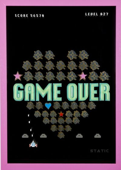 STATIC, 'Game On! - 8 Game Over', 2016