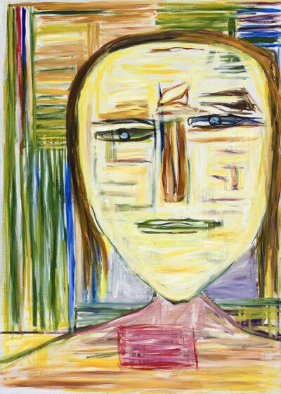 Ken Whisson, 'A very contemporary face', 29/1/11 to 21/8/11