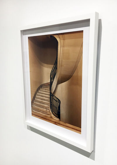 Michael Eastman, 'Downstairs Landing, Buenos Aires Series, Framed Archival Print'
