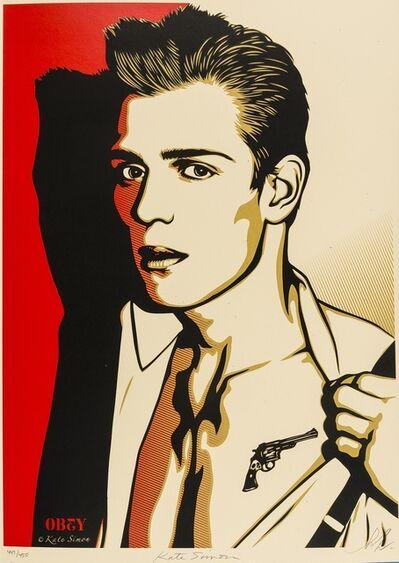 Shepard Fairey, 'The Guns of Brixton (Paul Simonon)', 2011