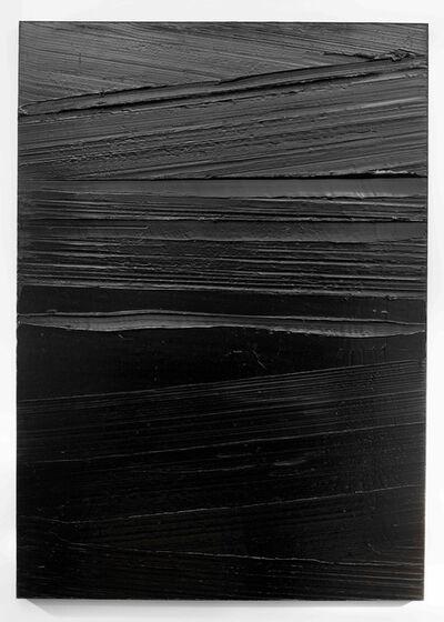 Pierre Soulages, 'Peinture 202 x 143 cm, 14 août 2015', 2015