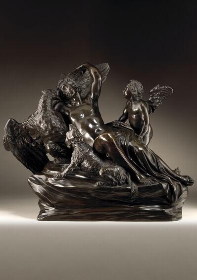 Massimiliano Soldani-Benzi, 'Ganymede and The Eagle', ca. 1714