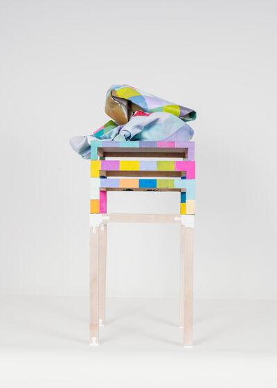 Michelle Forsyth, 'Multi-coloured stack', 2020