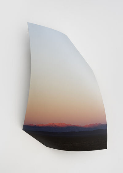 Letha Wilson, 'Joshua Tree Wall Bend', 2018