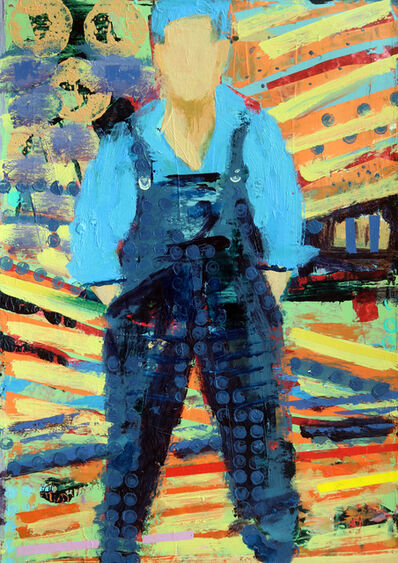 Sara Hayward, 'Elle 43', 2020