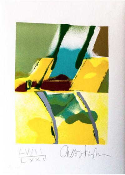 John Chamberlain, 'Flashback I', 1981