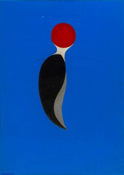 Galliano Mazzon, 'Nello spazio in ascesa', 1970