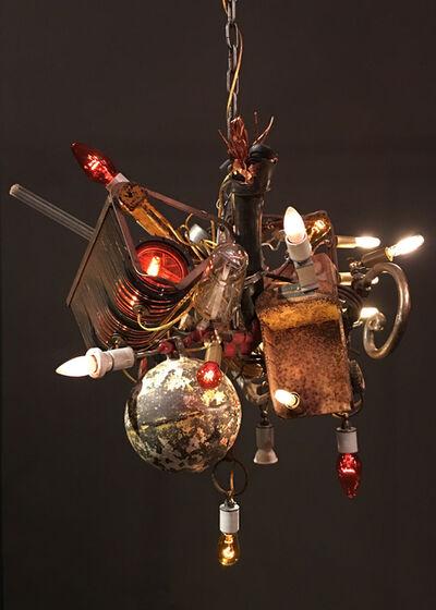 Warren Muller, 'Dump Lamp', 2015