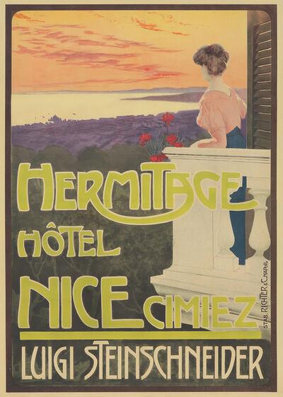 Mario Borgoni, 'Hermitage Hôtel / Nice.', ca. 1900
