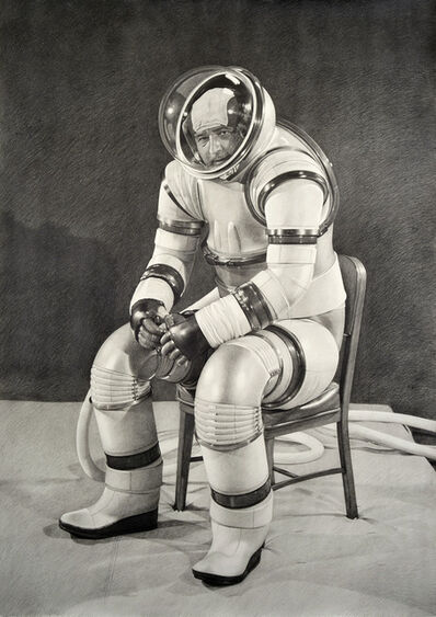 Karl Haendel, 'Spaceman', 2015