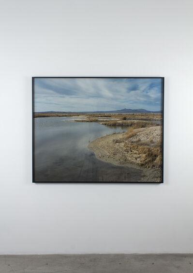 Alex Slade, 'Nextera SEGS VI-IX/Harper Lake Wildlife Viewing Area, Lockhart, CA', 2013
