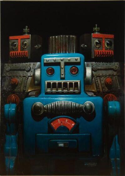 Steven Skollar, 'Three Robots', 2017