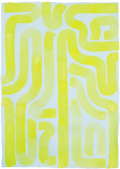 Kate Roebuck, 'Blue Lemon', 2018