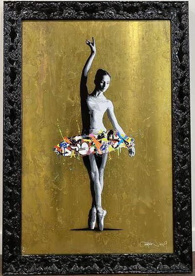 Martin Whatson, 'Passe (Brass)', 2019